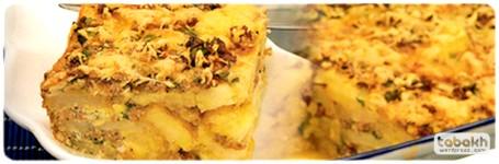 غراتان البطاطا شهي وسهل التحضير Gratan-de-pomme-de-terre2
