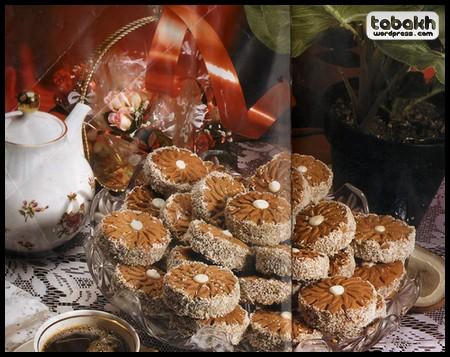 مجموعة وصفات قسم الحلويات والعصائر # متجـــدد # Sabli-par-kakaw