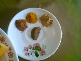gar3a zbib 2 طبق لحم بالزبيب والقرعة الحمراء